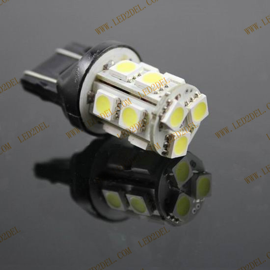 car T20 7443 5050 13smd led brake light bulb lamp