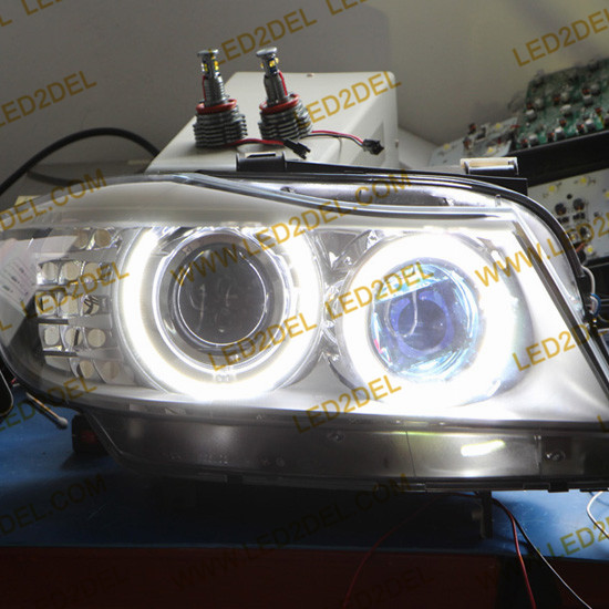 BMW Angel eyes H8 40W; LED marker H8 40W CREE