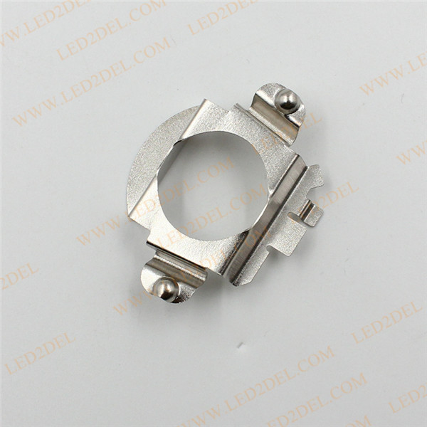 Ford h7 led headlight retainer clip metal socket